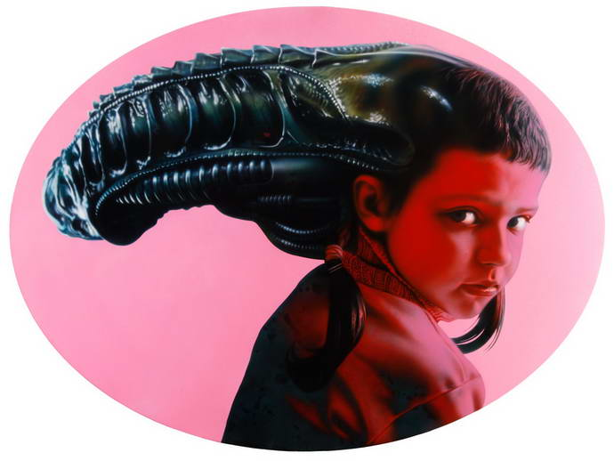 Alien, Alexander Nekrashevich