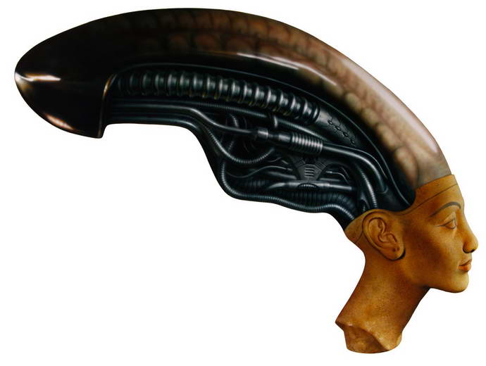 Alien 2, Alexander Nekrashevich