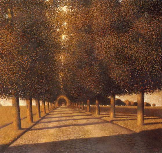 Sunlit Path, Alexander Grishkevich