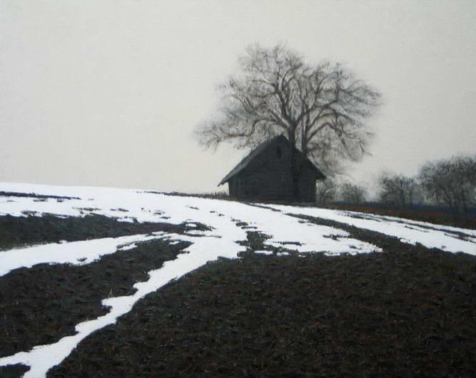 Last Snow, Alexander Grishkevich
