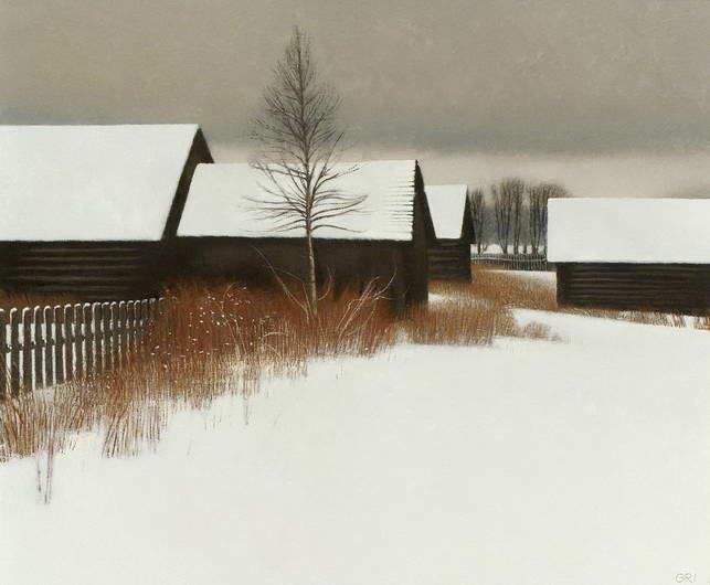 Winter, Alexander Grishkevich
