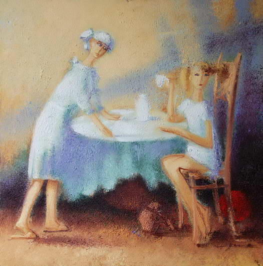 Evening Tea, Alexander Susha