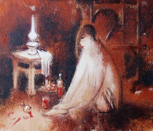 Loneliness, Alexander Susha