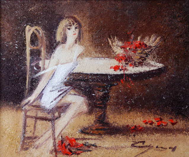 Sugarberries, Alexander Susha