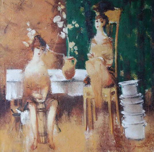 Summer Day, Alexander Susha