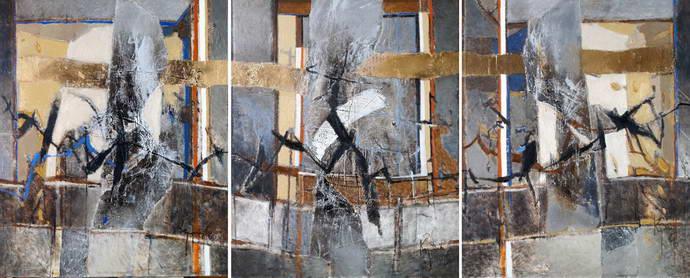 Archaic (triptych), Anatoly Kuznetsov