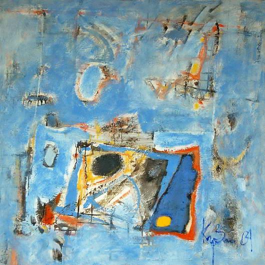 Blue Space, Anatoly Kuznetsov