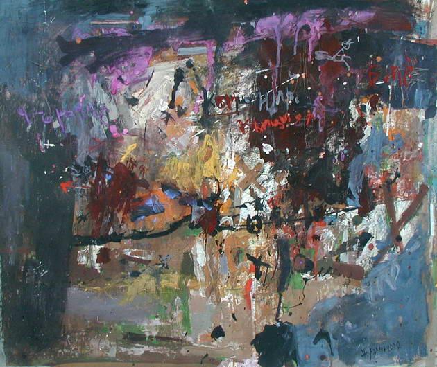Composition 1, Anatoly Zhuravlev