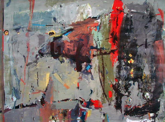 Composition 3, Anatoly Zhuravlev
