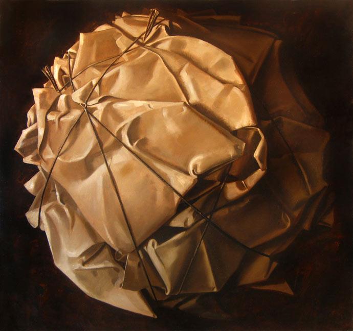 Paper Ball, Andrei Buryak