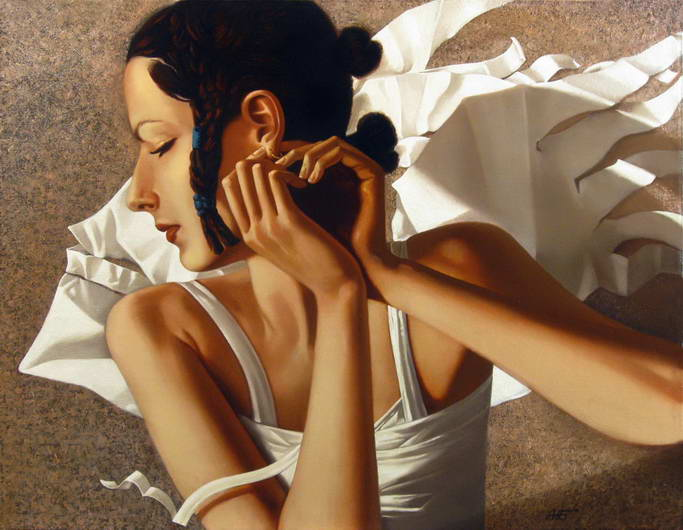 Paper Wings, Andrei Buryak