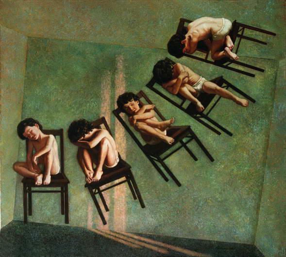 Sleep Phases, Andrei Buryak