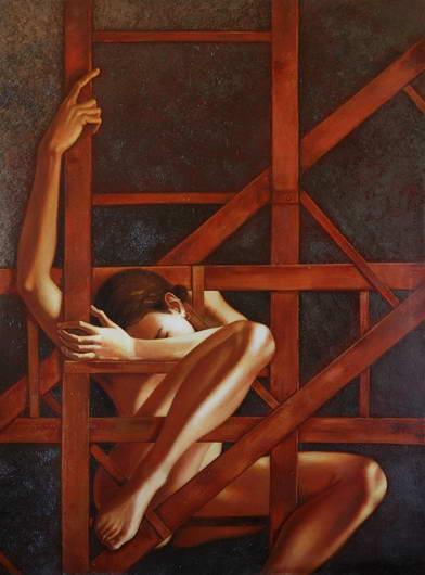 Stairway, Andrei Buryak