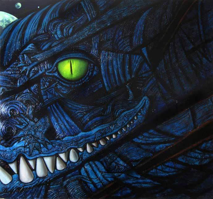 Dragon, Andrei Buryak