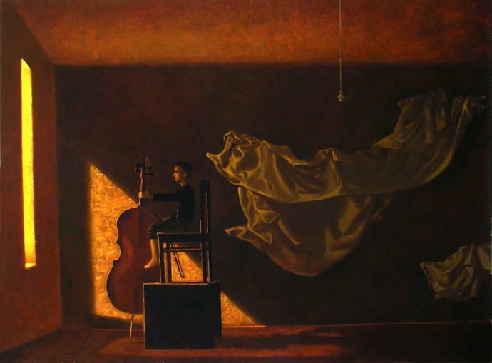 Waiting for the Darkness, Andrei Buryak