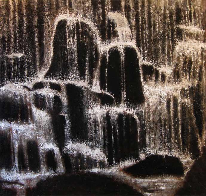 Waterfall, Andrei Buryak