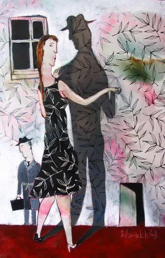 Odd Man Out, Anna Silivonchik