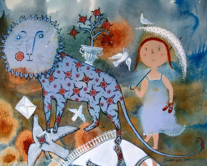 Paddleboard, Anna Silivonchik