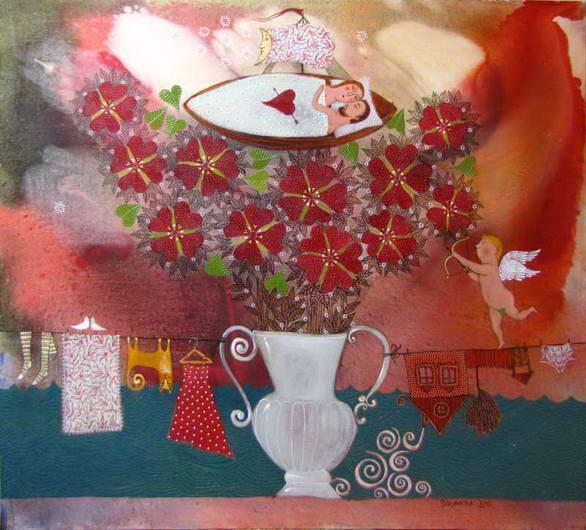 Gondola of Dreams, Anna Silivonchik