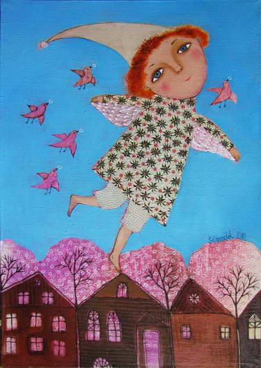 Migrating Birds, Anna Silivonchik