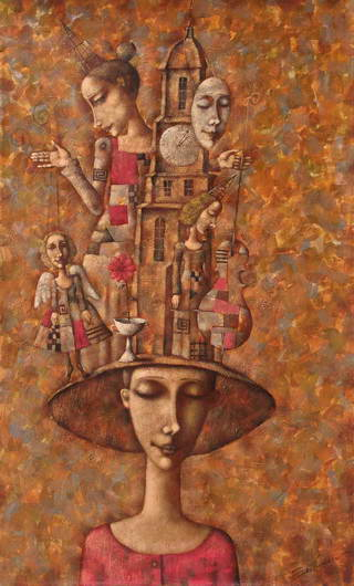'Hat', Dmitry Zenkovich
