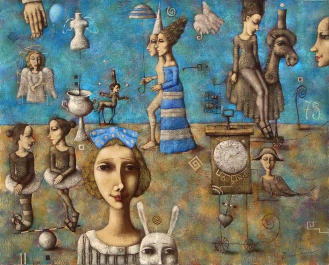 'Performance', Dmitry Zenkovich