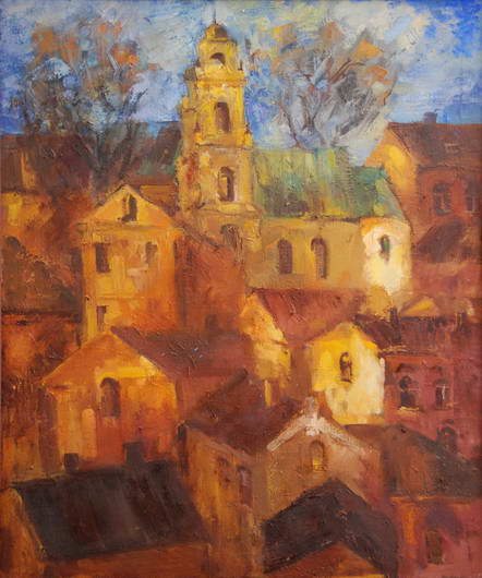 Old Town, Alena Sharypa