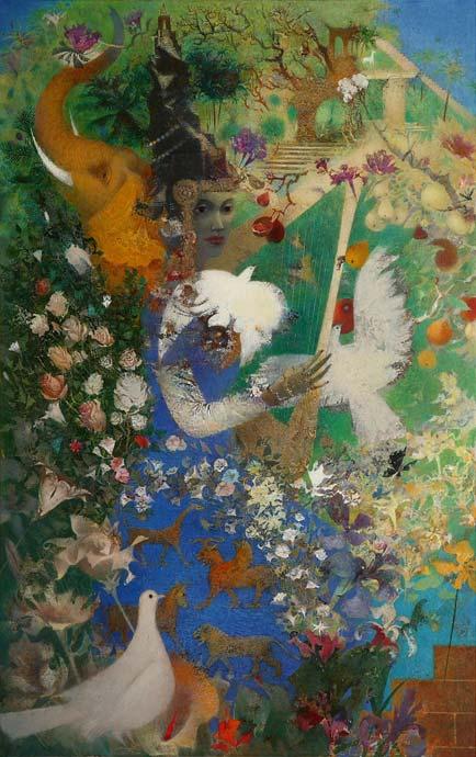 Hanging Gardens, Elena Shlegel