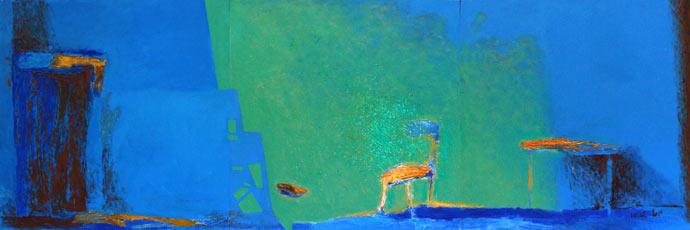 Blue Ambience, Julia Novikova