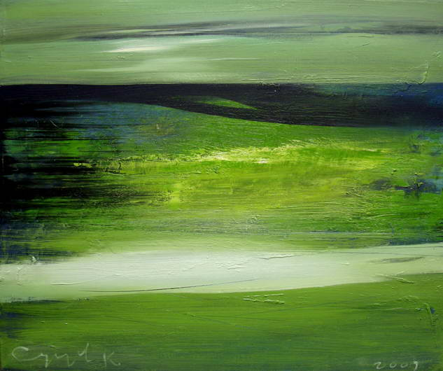 Subjective Landscape 2, Katsiaryna Sumarava