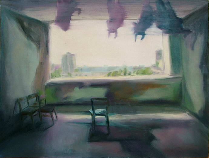 Hotel Room, Natalia Berschin