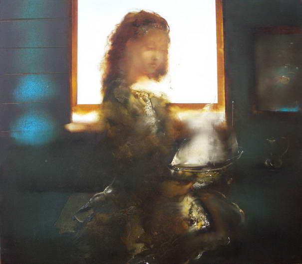 Mysterious Girl, Sergey Davidovich