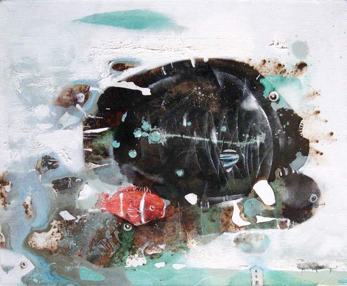 Freedom of the Seas, Tatiana Grinevich