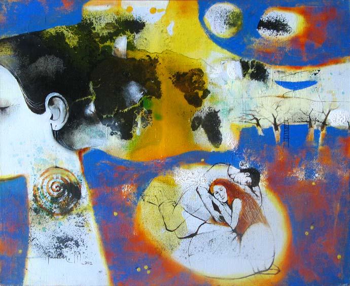 Heart Whisper, Tatiana Grinevich