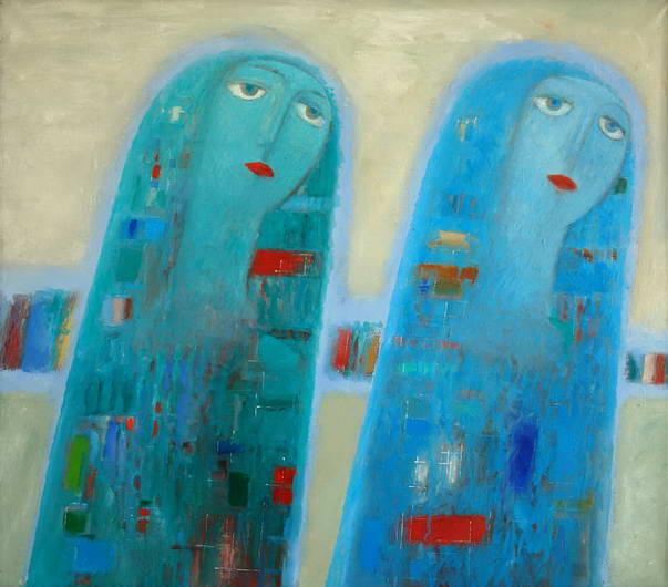 Blue Day, Vassily Kostiuchenko