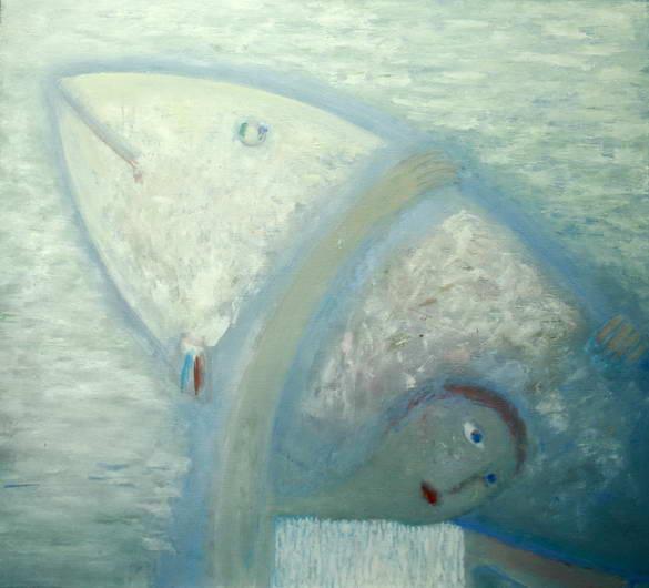 White Space, Vassily Kostiuchenko