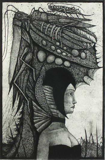 Locust Mask II, Victor Savchenko