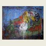 Anatoly Zhuravlev, Mountain. Composition 2