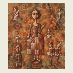 Dmitry Zenkovich, 'Mechanical Dancer'. $1,300