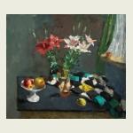 Maria Isaenok, 'Lilies'