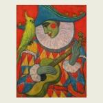 Victor Savchenko, 'Concert'. $349