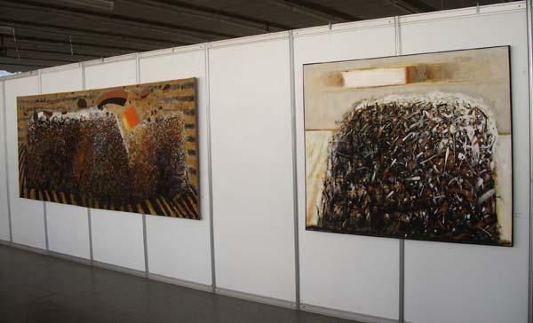 Anatoly Zhuravlev at Belarusian Pavilion at 53d Venice Biennale