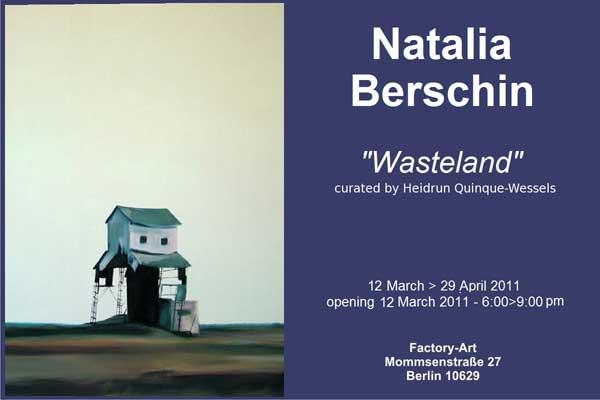 Natalia Berschin's Exhibition