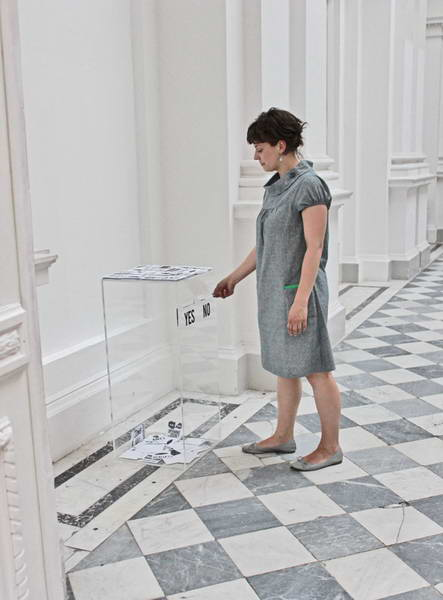 Opening the Door? Belarusian Art Today
