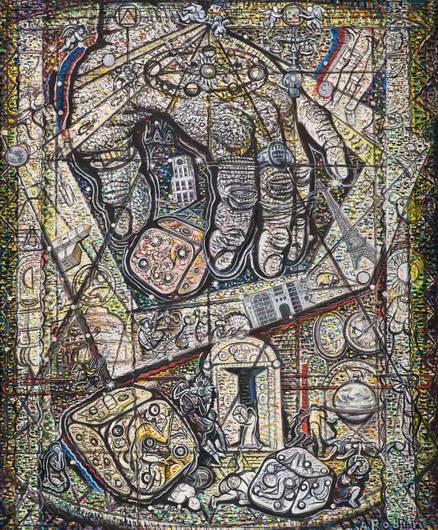 Alexander Rodin Alexander_rodin_game_of_dice_110x90_o-c