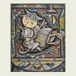 Alexander Rodin (Original Works), Constellation of Ariel