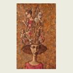 Dmitry Zenkovich, 'Hat'