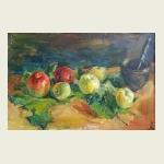 Alena Sharypa, Apples