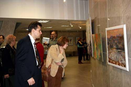 Vital Tsvirka. The 3d International Festival of Landscape Art