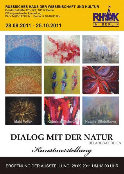 Dialogue with Nature
